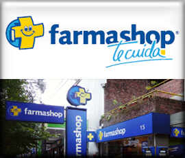 Farmashop - Clientes - GEOLoyalty