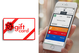 Gift cards - Coupons & Giftcards Manager Module - GEOLoyalty