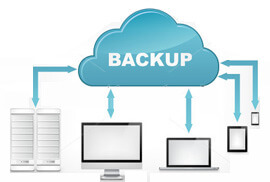 Backup policies - Data Base Manager Module - GEOLoyalty
