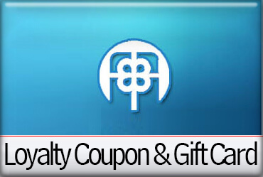 GEOLoyalty Coupon & Gift Card Manager